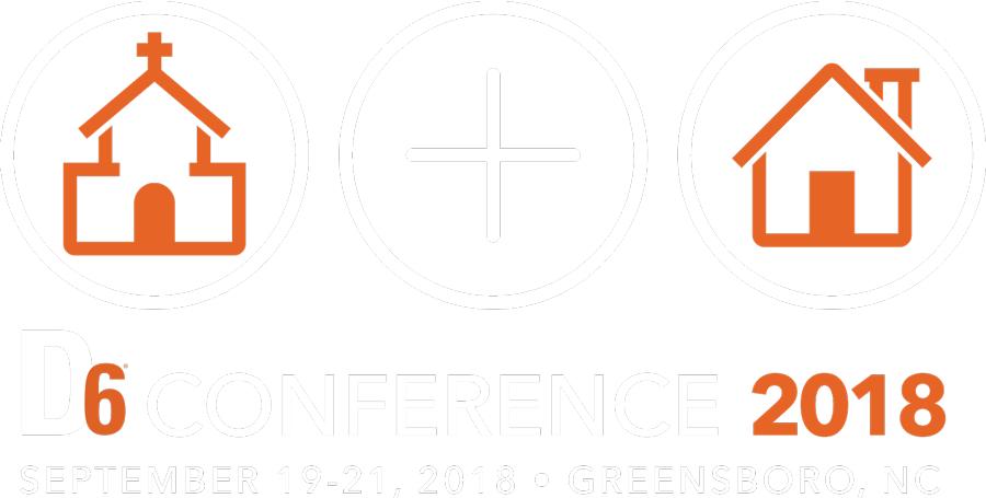 D6 Conference - September 19-21, 2018 - Greensboro, NC